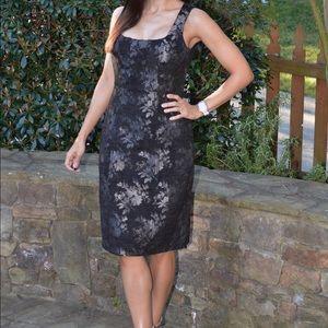 Nanette Lepore Square Neck Dress - Size 4